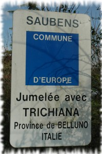 Trichiana-panneau