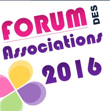 Forum des associations 4 Septembre 2016