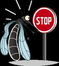 Stop au moustique tigre