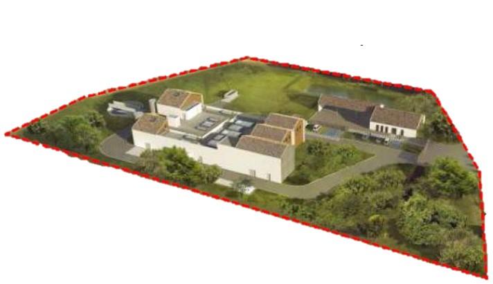Construction de la station de traitement d'eau potable sur la commune de SAUBENS et réseaux associés : Notification arrêté préfectoral d