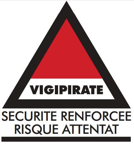 VIGIPIRATE : adaptation du niveau de sécurité
